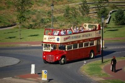 The Edinburgh Classic Tour, a tour attraction in Edinburgh, United Kingdom