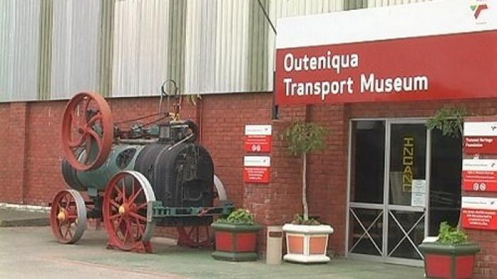 Transport Museum, a tour attraction in The Garden Route South Africa