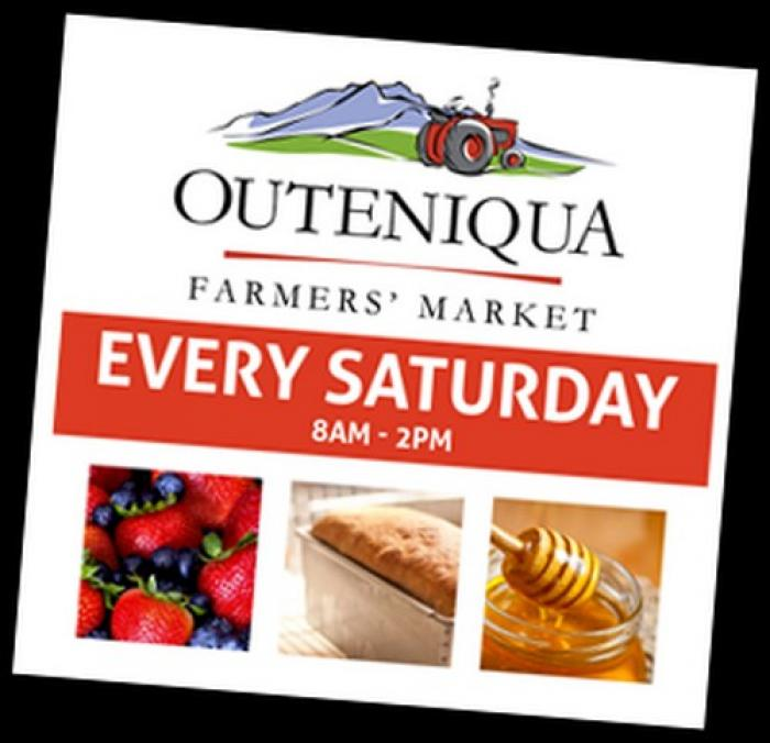 The Outeniqua Farmers' Market, a tour attraction in The Garden Route South Africa
