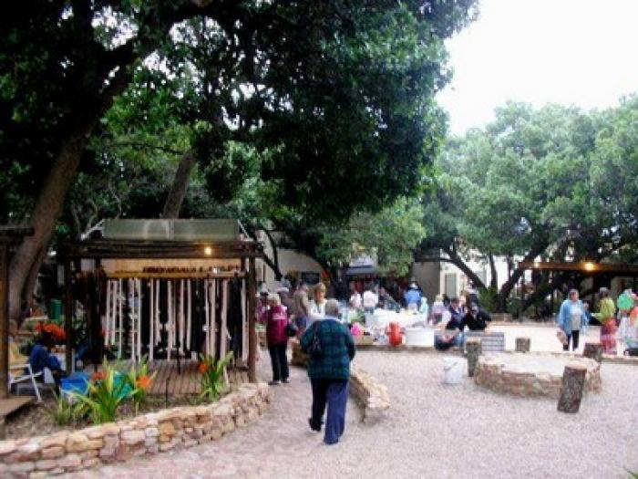 Milkwood Village, Wilderness, a tour attraction in The Garden Route South Africa