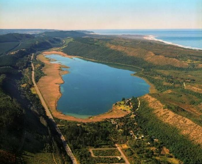 Groenvlei Lake, Sedgefield, a tour attraction in The Garden Route South Africa