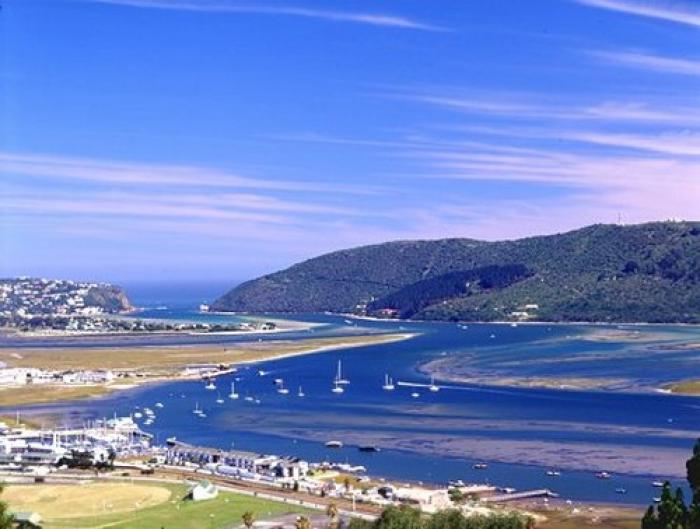 The Town of Knysna, a tour attraction in The Garden Route South Africa