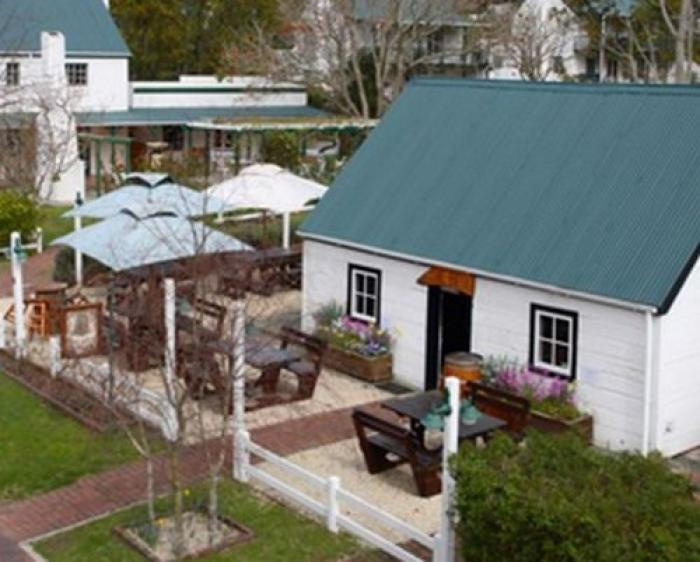 The Bell Tavern, a tour attraction in The Garden Route South Africa