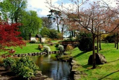 Lauriston Gardens, a tour attraction in Edinburgh, United Kingdom