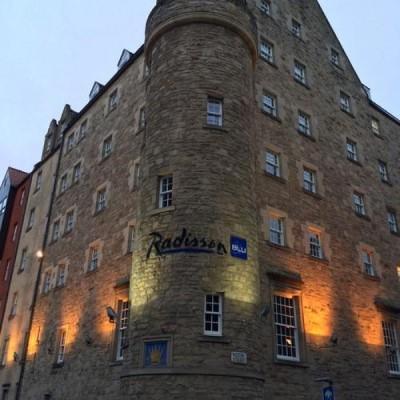 Radisson Blu Hotel, Edinburgh, a tour attraction in Edinburgh, United Kingdom