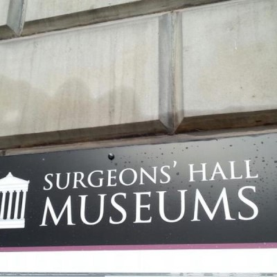 Surgeons' Hall Museum, a tour attraction in Edinburgh, United Kingdom