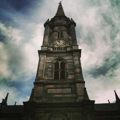 Tron Kirk, a tour attraction in Edinburgh, United Kingdom