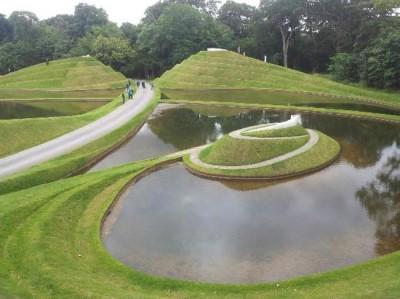 Jupiter Artland, a tour attraction in Edinburgh, United Kingdom
