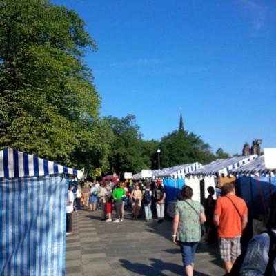 Edinburgh Farmers' Market, a tour attraction in Edinburgh, United Kingdom