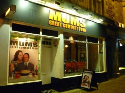 Mums Great Comfort Food, a tour attraction in Edinburgh, United Kingdom