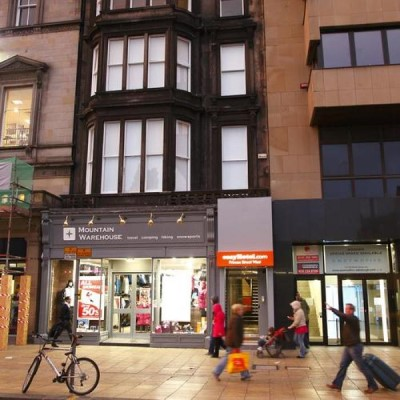 easyHotel Edinburgh, a tour attraction in Edinburgh, United Kingdom