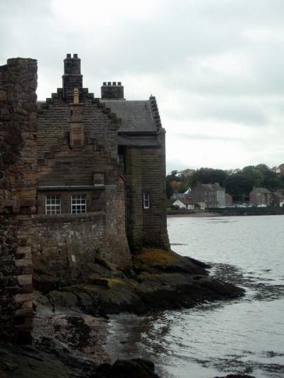Blackness Castle, a tour attraction in Edinburgh, United Kingdom