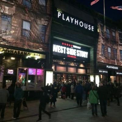 Edinburgh Playhouse, a tour attraction in Edinburgh, United Kingdom