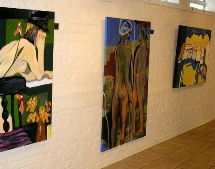 Knysna Old Gaol Art Gallery, a tour attraction in The Garden Route South Africa