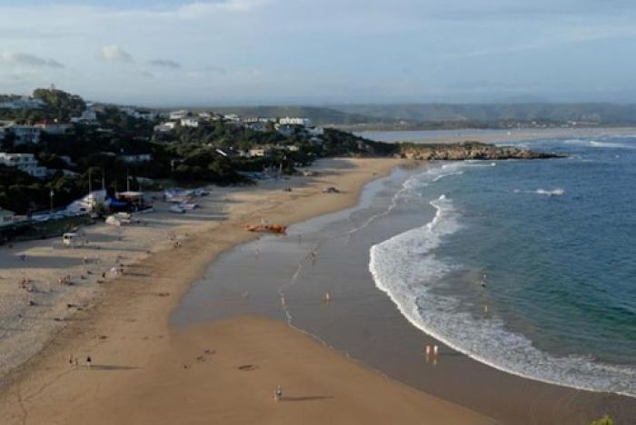 Central Beach Plettenberg Bay, a tour attraction in The Garden Route South Africa