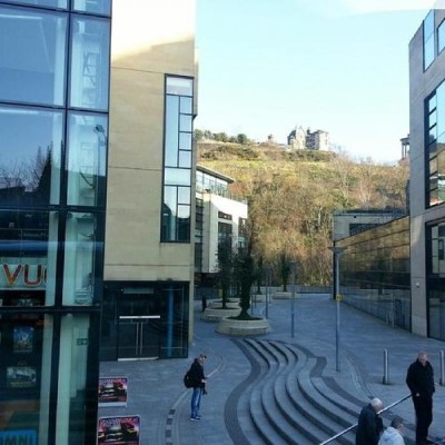 St James Shopping Centre, a tour attraction in Edinburgh, United Kingdom