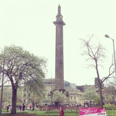 St. Andrew Square, a tour attraction in Edinburgh, United Kingdom