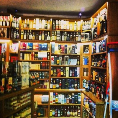 Royal Mile Whiskies, a tour attraction in Edinburgh, United Kingdom
