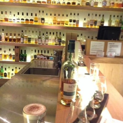 Amber Whisky Bar & Restaurant, a tour attraction in Edinburgh, United Kingdom