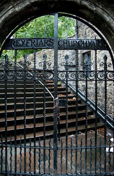 Greyfriars Kirk, a tour attraction in Edinburgh, United Kingdom
