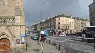 Leith Walk, a tour attraction in Edinburgh, United Kingdom