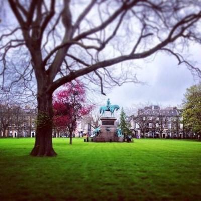 Charlotte Square, a tour attraction in Edinburgh, United Kingdom