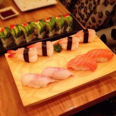 KanPai Sushi, a tour attraction in Edinburgh, United Kingdom