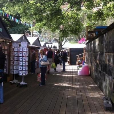 One World Shop, a tour attraction in Edinburgh, United Kingdom