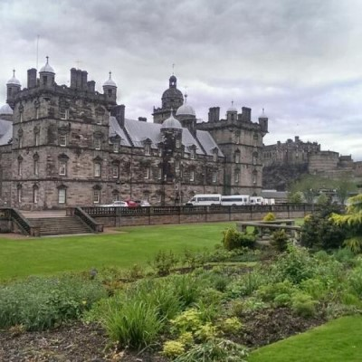George Heriot's School, a tour attraction in Edinburgh, United Kingdom