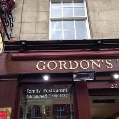 Gordons Trattoria, a tour attraction in Edinburgh, United Kingdom