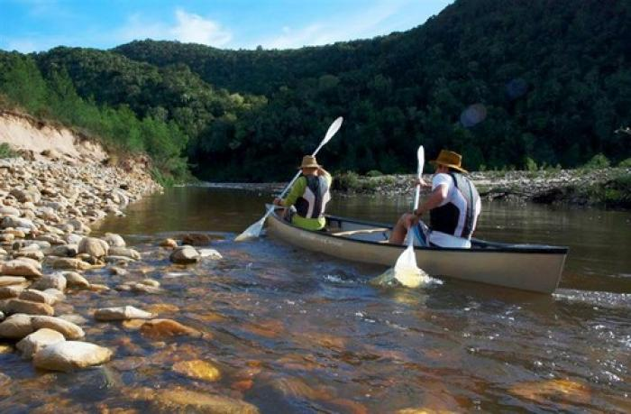 Keurbooms Canoe Trail, a tour attraction in The Garden Route South Africa