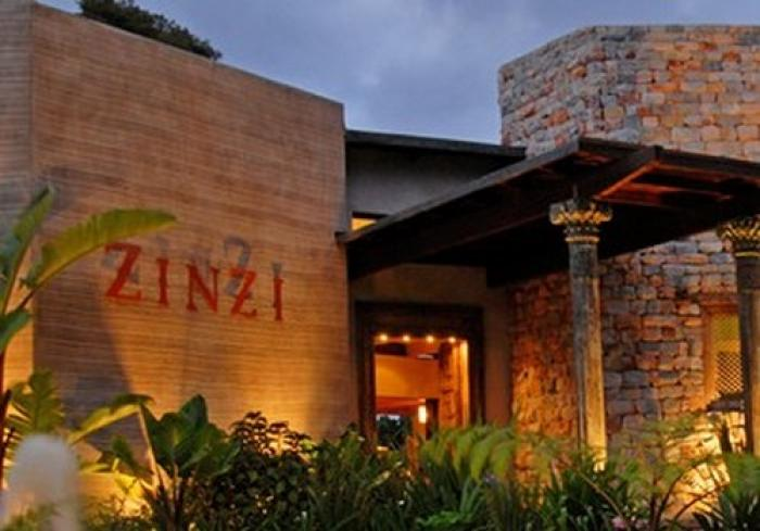 Zinzi Restaurant Plettenberg Bay, a tour attraction in The Garden Route South Africa