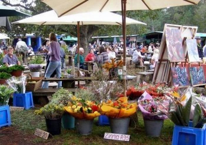 Harkerville Saturday Market, a tour attraction in The Garden Route South Africa