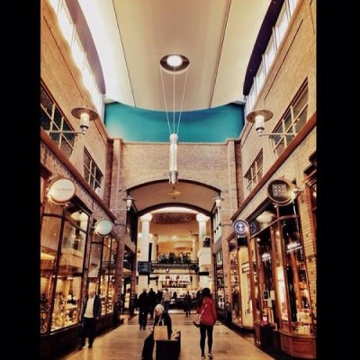 Touchwood Shopping Centre, a tour attraction in Birmingham, United Kingdom