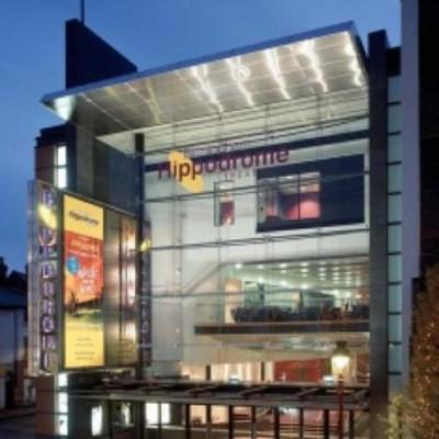 Birmingham Hippodrome, a tour attraction in Birmingham, United Kingdom
