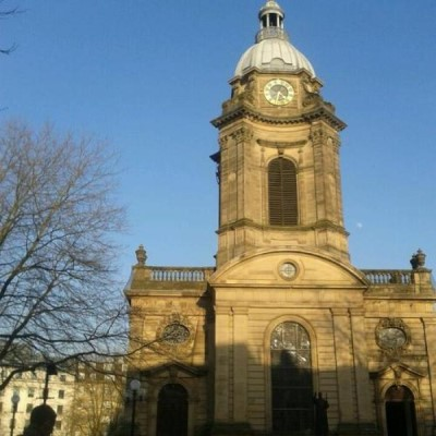 Birmingham Cathedral and Churchyard, a tour attraction in Birmingham, United Kingdom