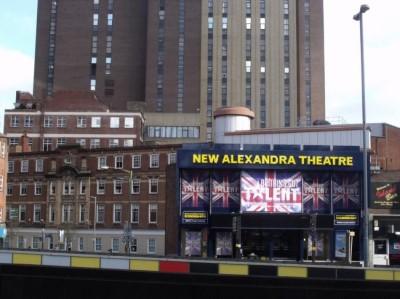Alexandra Theatre, a tour attraction in Birmingham, United Kingdom