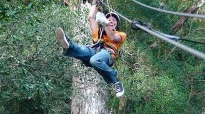 Tsitsikamma Treetop Canopy Tour, a tour attraction in The Garden Route South Africa