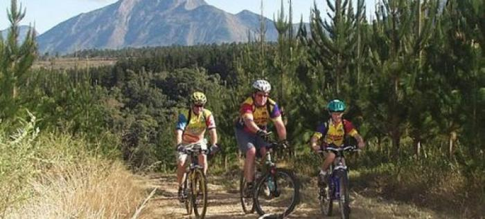 Explore Tsitsikamma by bike, a tour attraction in The Garden Route South Africa