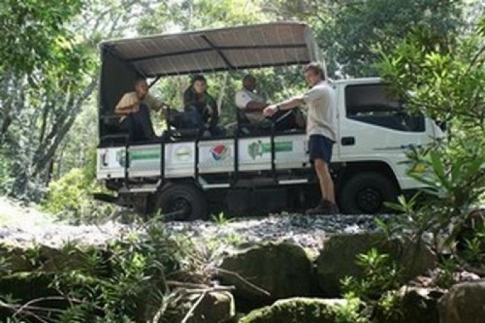 The Tsitsikamma Woodcutter's tour, a tour attraction in The Garden Route South Africa