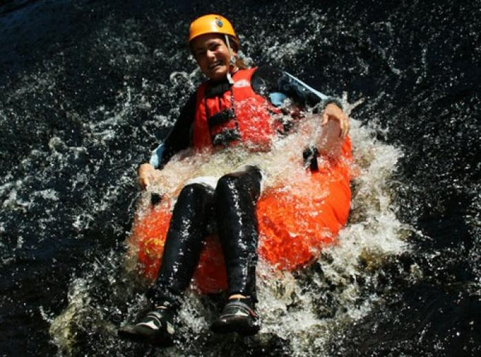 Black Water Tubing, a tour attraction in The Garden Route South Africa