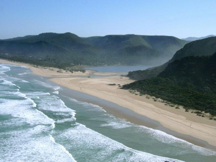 Nature's Valley Beach, a tour attraction in The Garden Route South Africa