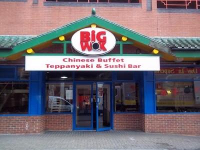 Big Wok, a tour attraction in Birmingham, United Kingdom