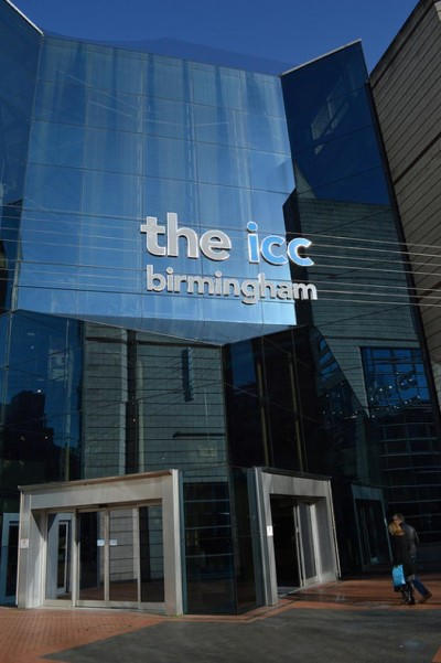International Convention Centre (ICC), a tour attraction in Birmingham, United Kingdom
