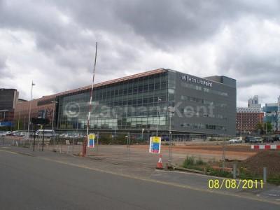 Millennium Point, a tour attraction in Birmingham, United Kingdom