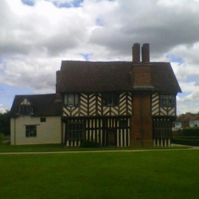 Blakesley Hall, a tour attraction in Birmingham, United Kingdom
