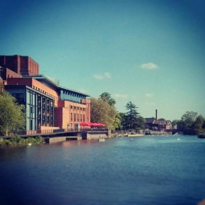Royal Shakespeare Theatre, a tour attraction in Birmingham, United Kingdom