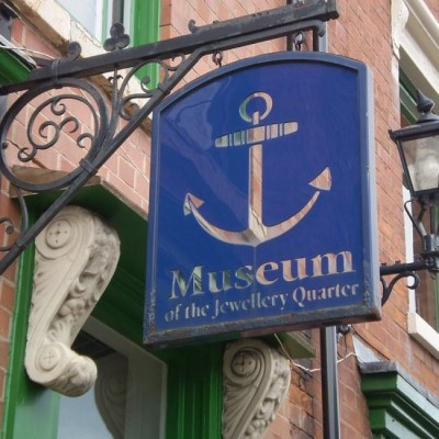 Museum of the Jewellery Quarter, a tour attraction in Birmingham, United Kingdom