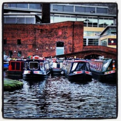 Gas Street Canal Basin, a tour attraction in Birmingham, United Kingdom