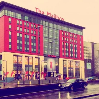The Mailbox, a tour attraction in Birmingham, United Kingdom